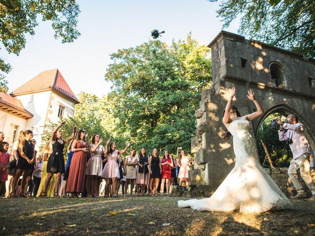 Le mariage de Christophe et Rebecca à Cruseilles, Haute-Savoie 20