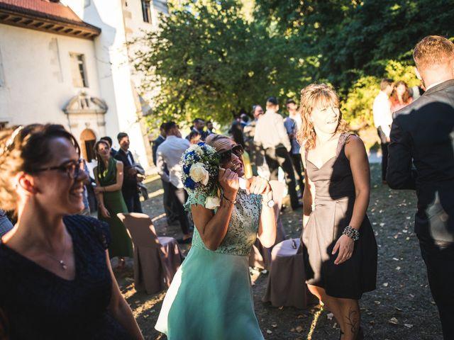 Le mariage de Christophe et Rebecca à Cruseilles, Haute-Savoie 21