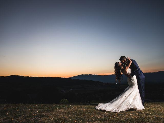 Le mariage de Christophe et Rebecca à Cruseilles, Haute-Savoie 23