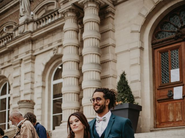 Le mariage de Adrien et Lucie à Amiens, Somme 3