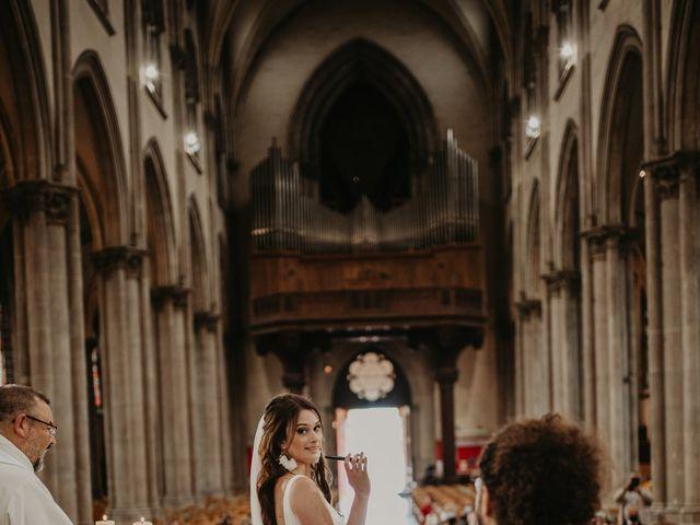 Le mariage de Adrien et Lucie à Amiens, Somme 9