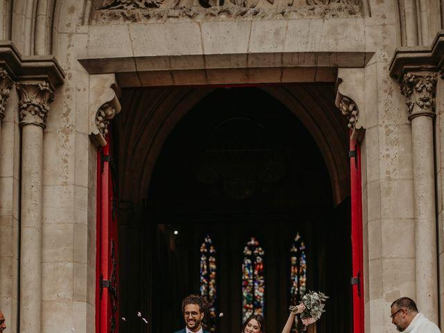 Le mariage de Adrien et Lucie à Amiens, Somme 10
