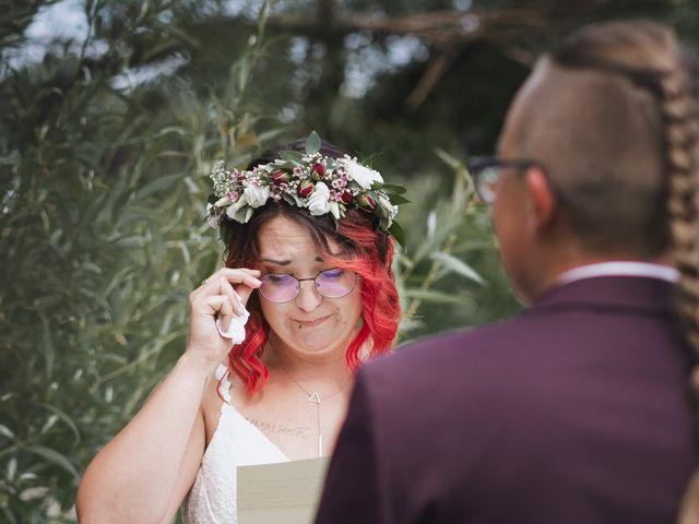Le mariage de Justine et Anaïs à Saint-Martin, Bas Rhin 6