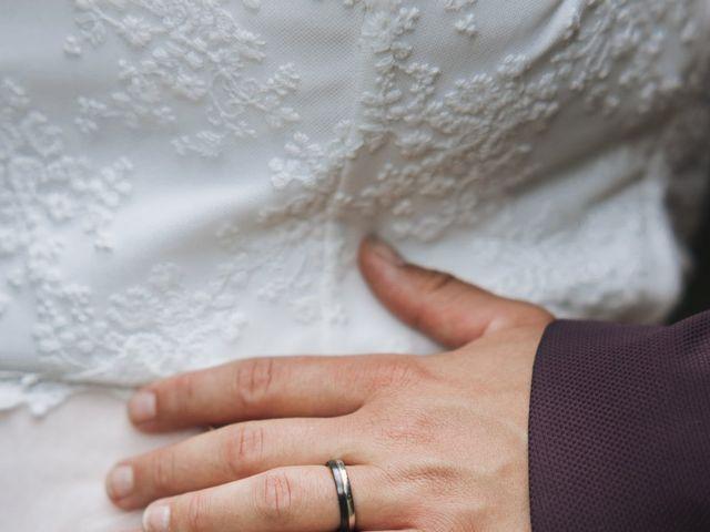 Le mariage de Justine et Anaïs à Saint-Martin, Bas Rhin 9