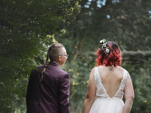 Le mariage de Justine et Anaïs à Saint-Martin, Bas Rhin 10