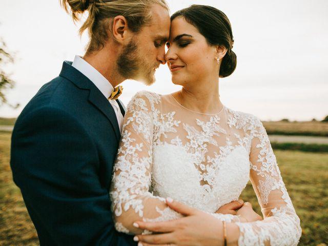 Le mariage de Julie et Arnaud