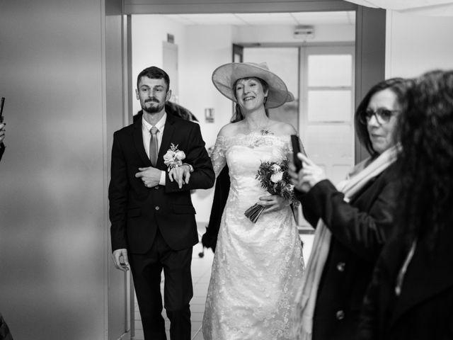 Le mariage de Sonia et Anita à Monthiers, Aisne 6