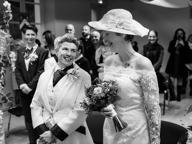 Le mariage de Sonia et Anita à Monthiers, Aisne 8