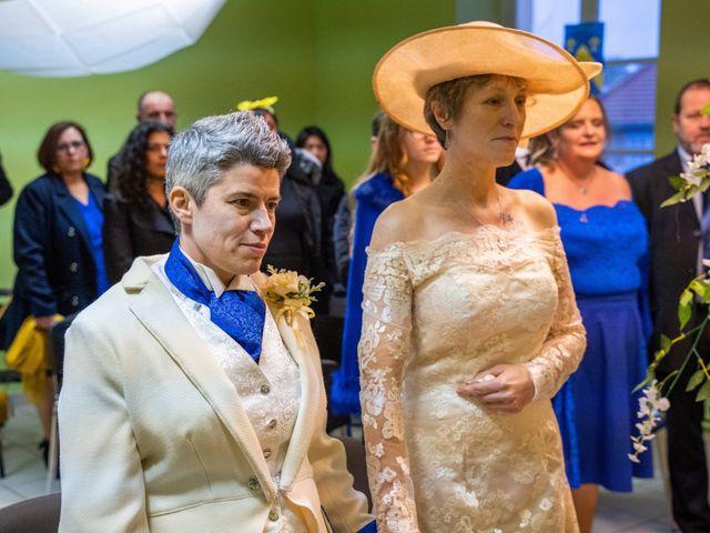 Le mariage de Sonia et Anita à Monthiers, Aisne 9