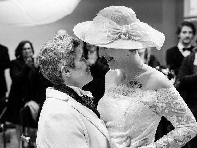 Le mariage de Sonia et Anita à Monthiers, Aisne 1