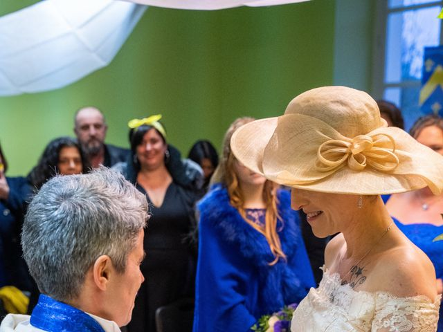 Le mariage de Sonia et Anita à Monthiers, Aisne 11