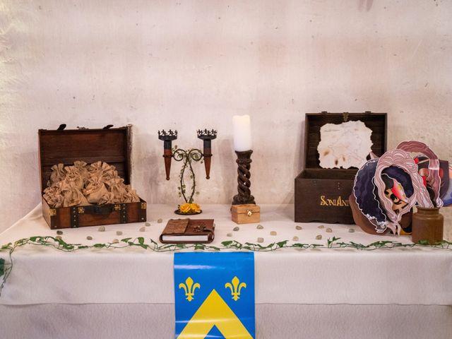 Le mariage de Sonia et Anita à Monthiers, Aisne 20