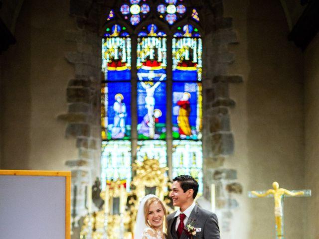 Le mariage de Deni et Yola à Plélan-le-Grand, Ille et Vilaine 25