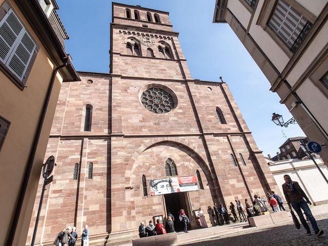 Le mariage de Matthias et Léa à Strasbourg, Bas Rhin 15