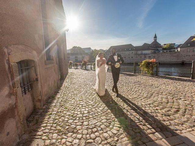 Le mariage de Matthias et Léa à Strasbourg, Bas Rhin 21