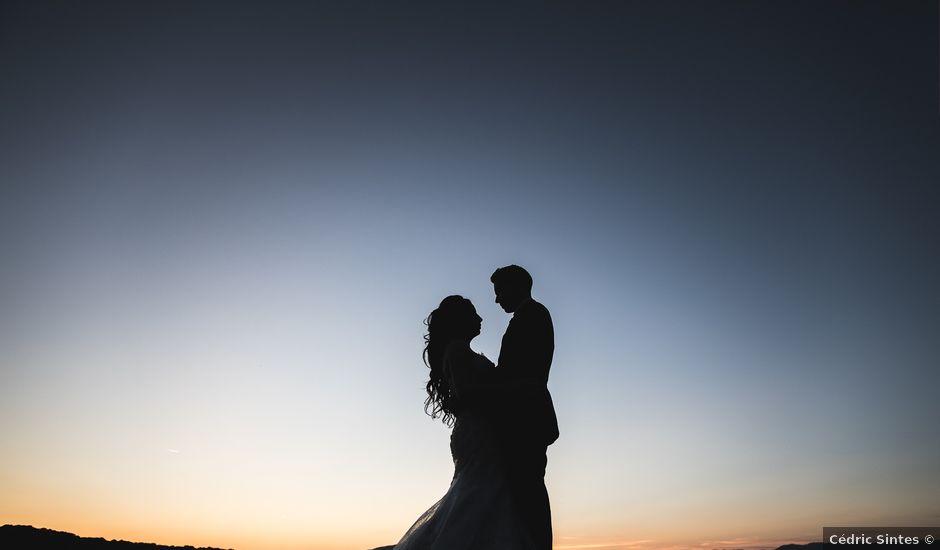 Le mariage de Christophe et Rebecca à Cruseilles, Haute-Savoie