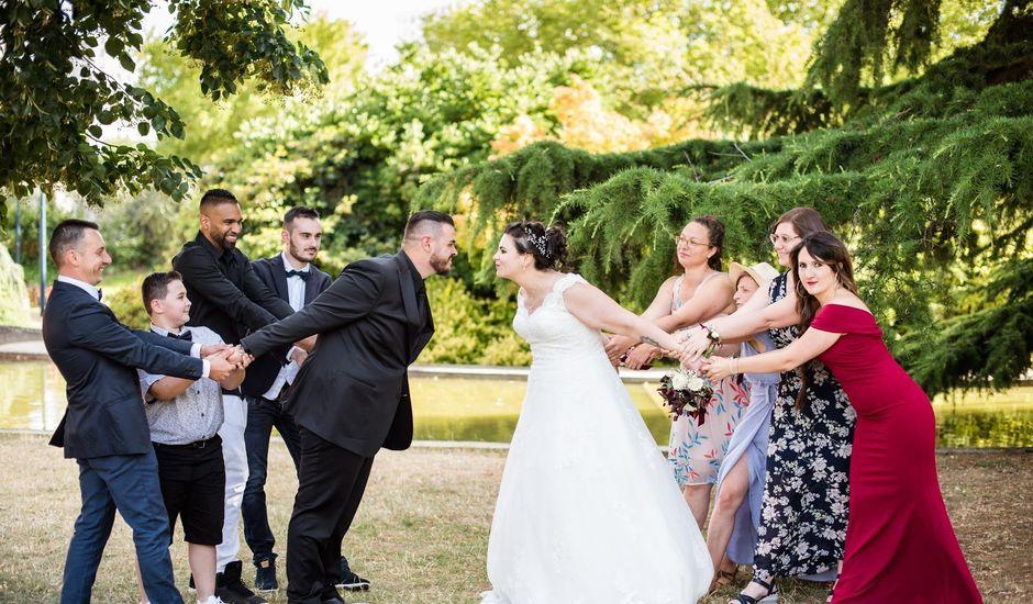 Le mariage de Axel et Florence à Laxou, Meurthe-et-Moselle