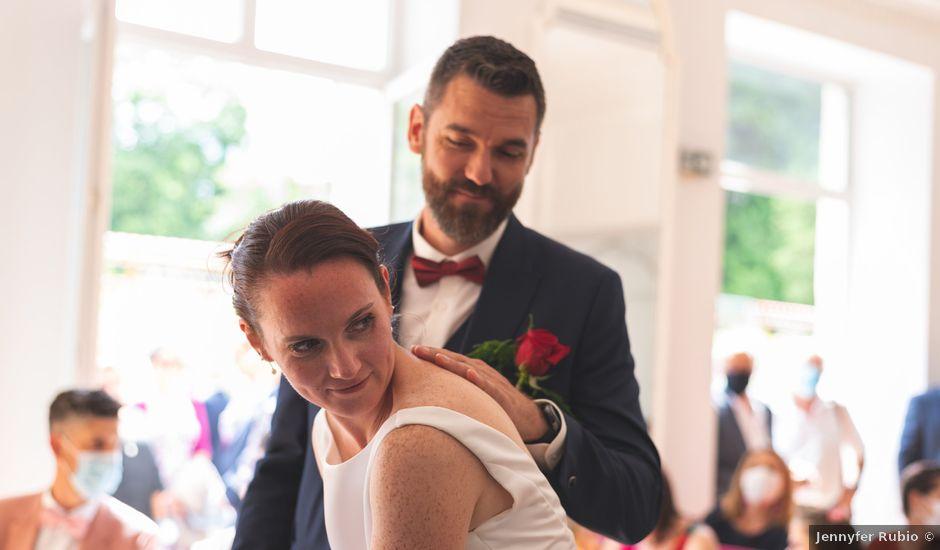 Le mariage de Vincent et Annabel à Neuilly-sous-Clermont, Oise