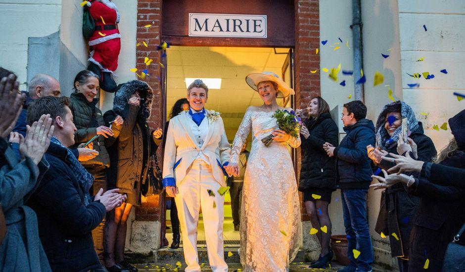 Le mariage de Sonia et Anita à Monthiers, Aisne