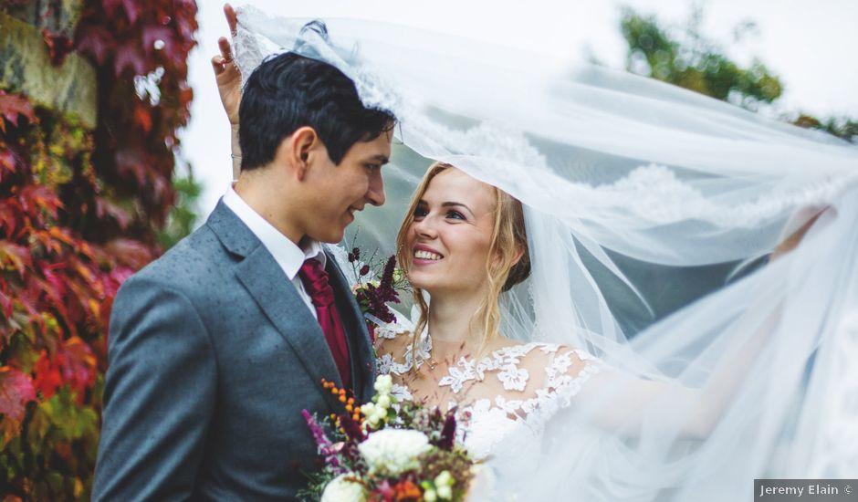 Le mariage de Deni et Yola à Plélan-le-Grand, Ille et Vilaine