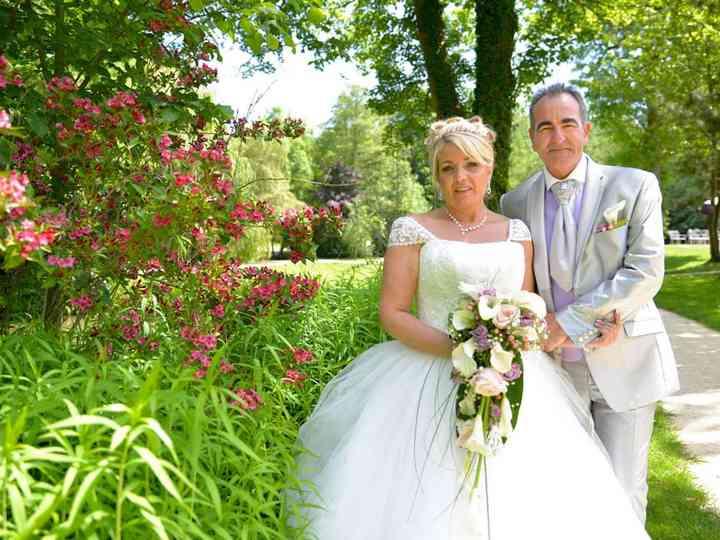 Le mariage de Odile et Frédéric