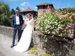 Le mariage de Mirabelle et David