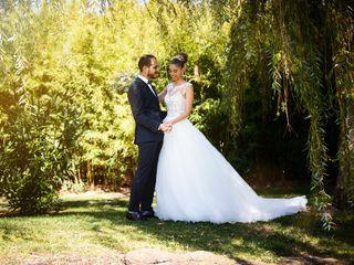 Le mariage de Maëva et Johan