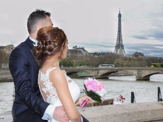 Le mariage de Sana et Vincent 3