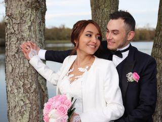 Le mariage de Sana et Vincent