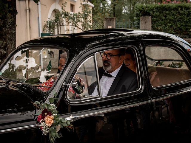 Le mariage de Simon et Jessica à Marquefave, Haute-Garonne 27