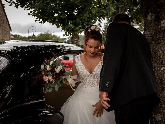 Le mariage de Simon et Jessica à Marquefave, Haute-Garonne 31