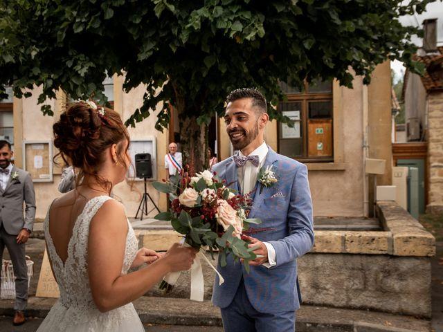 Le mariage de Simon et Jessica à Marquefave, Haute-Garonne 32
