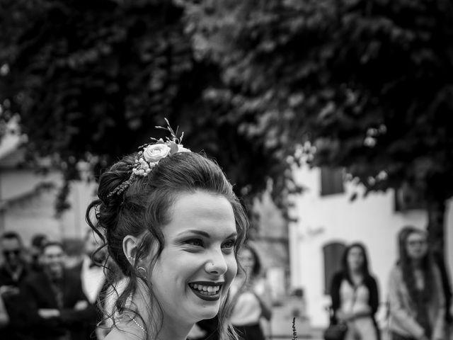 Le mariage de Simon et Jessica à Marquefave, Haute-Garonne 37