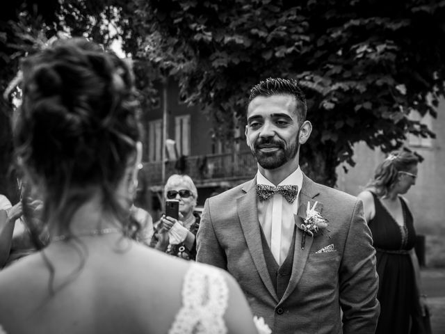 Le mariage de Simon et Jessica à Marquefave, Haute-Garonne 38