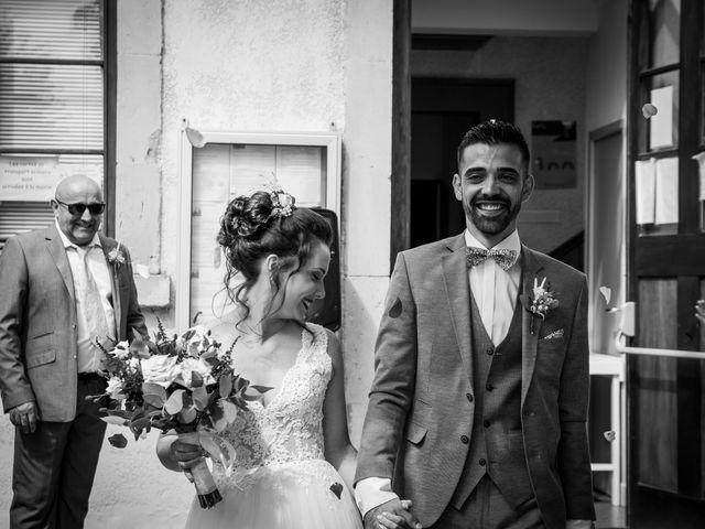 Le mariage de Simon et Jessica à Marquefave, Haute-Garonne 40