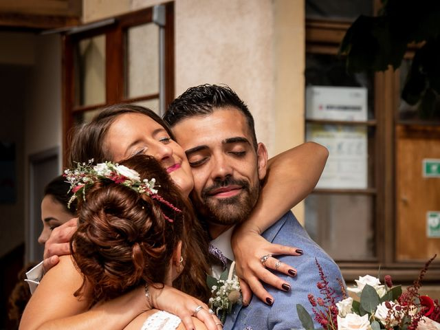 Le mariage de Simon et Jessica à Marquefave, Haute-Garonne 41