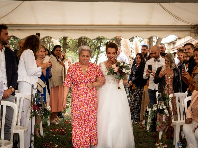 Le mariage de Simon et Jessica à Marquefave, Haute-Garonne 62