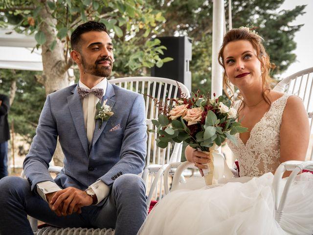 Le mariage de Simon et Jessica à Marquefave, Haute-Garonne 69