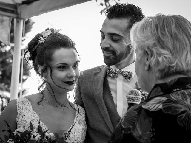 Le mariage de Simon et Jessica à Marquefave, Haute-Garonne 83