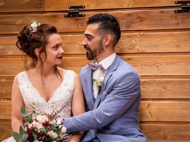 Le mariage de Jessica et Simon