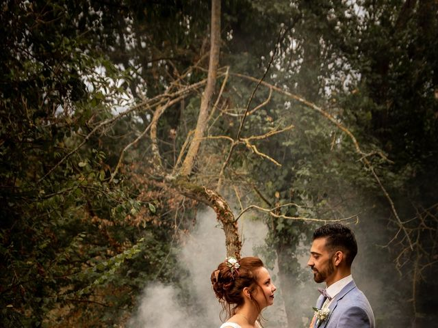Le mariage de Simon et Jessica à Marquefave, Haute-Garonne 108