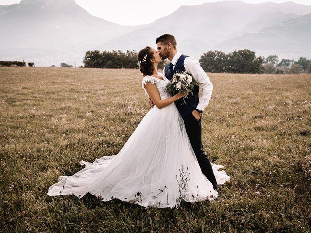 Le mariage de Julien et Priscilla à Saint-Jeoire-Prieuré, Savoie 3