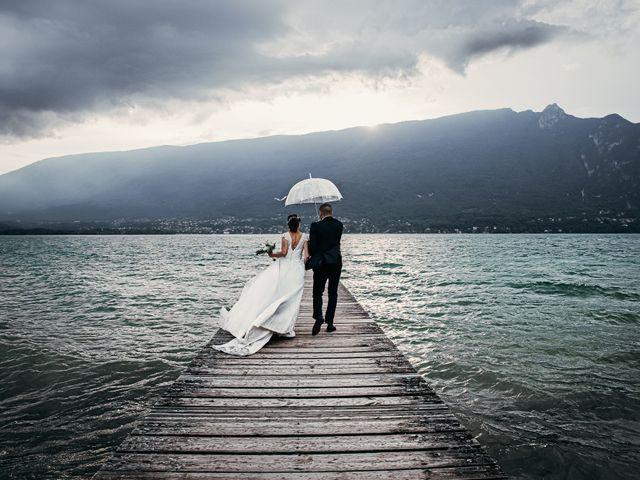 Le mariage de Julien et Priscilla à Saint-Jeoire-Prieuré, Savoie 4