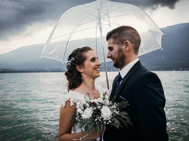 Le mariage de Julien et Priscilla à Saint-Jeoire-Prieuré, Savoie 5