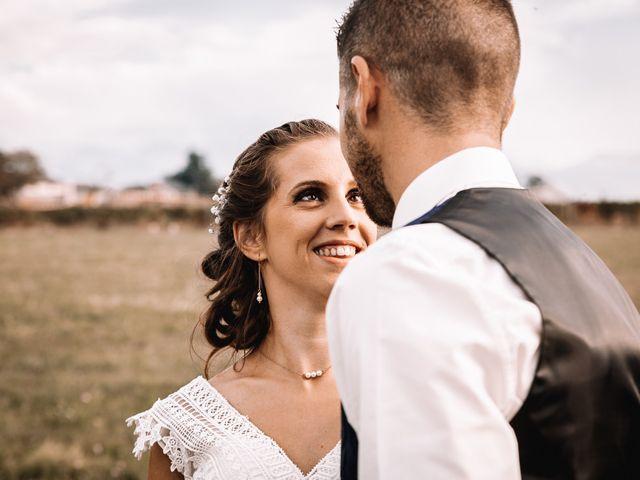 Le mariage de Julien et Priscilla à Saint-Jeoire-Prieuré, Savoie 9