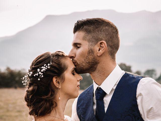 Le mariage de Julien et Priscilla à Saint-Jeoire-Prieuré, Savoie 10