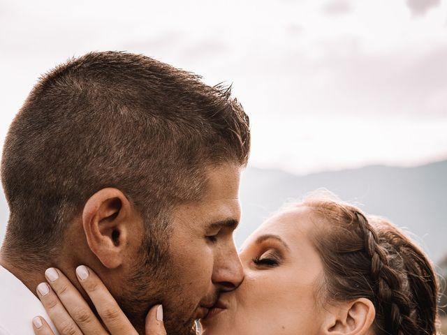 Le mariage de Julien et Priscilla à Saint-Jeoire-Prieuré, Savoie 11