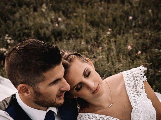 Le mariage de Julien et Priscilla à Saint-Jeoire-Prieuré, Savoie 12