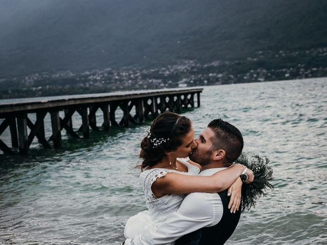 Le mariage de Julien et Priscilla à Saint-Jeoire-Prieuré, Savoie 15