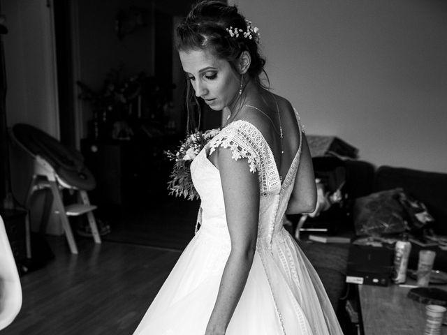 Le mariage de Julien et Priscilla à Saint-Jeoire-Prieuré, Savoie 36